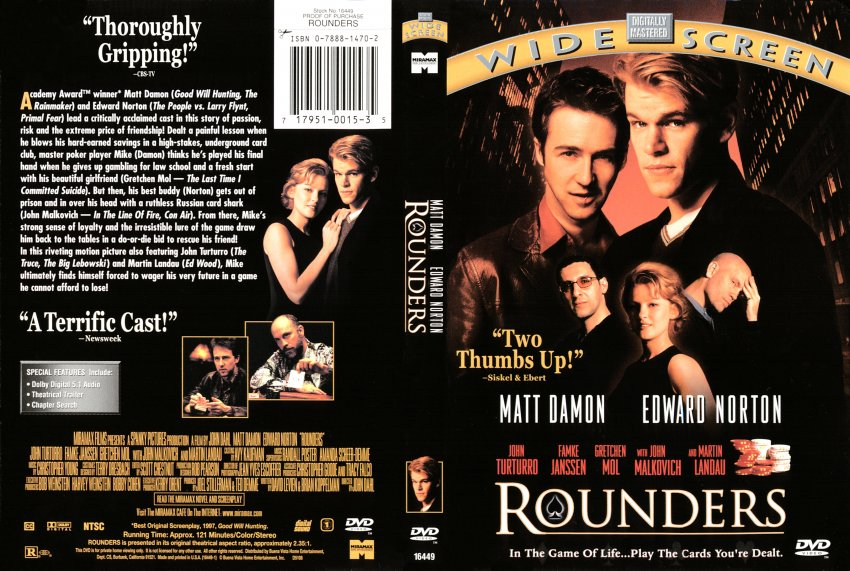 Rounders - The Movie